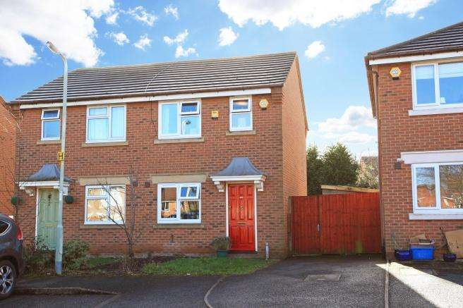 2 Bedrooms Semi Detached House for sale in 46 Brick Kiln Way, Donnington Wood, Telford, Shropshire, TF2 7RS