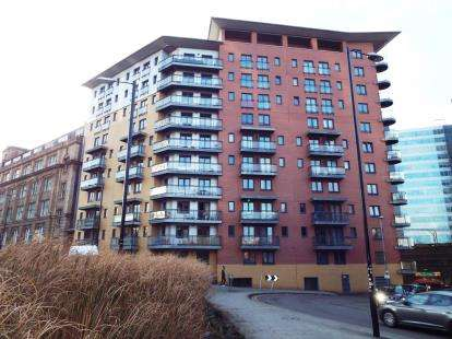 2 Bedrooms Flat for sale in Corporation Street, Manchester, Greater Manchester