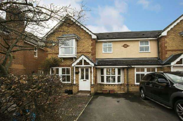 3 Bedrooms Semi Detached House for sale in Jay Close, Lower Earley, Reading,