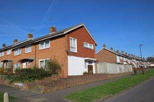 2 Bedrooms End Of Terrace House for sale in Rother Crescent, Crawley, West Sussex
