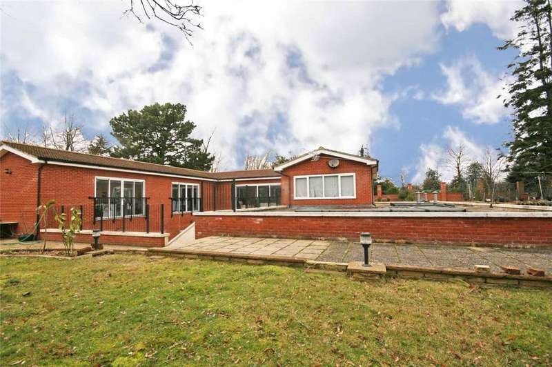 6 Bedrooms Detached Bungalow for sale in Heath Lodge, Danesbury Park Road, Welwyn, Hertfordshire