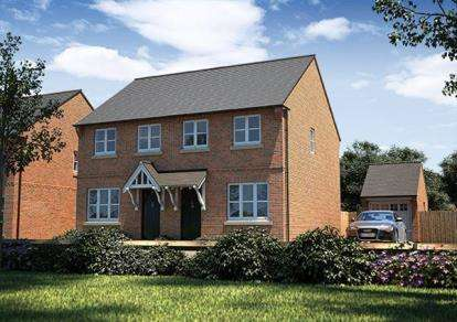 3 Bedrooms Semi Detached House for sale in Ashburton Road, Totnes