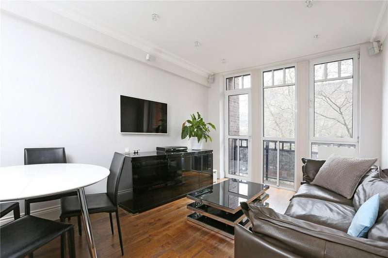 2 Bedrooms Flat for sale in St Johns Building, 79 Marsham Street, London, SW1P