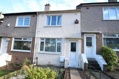 2 Bedrooms Terraced House for sale in Sunnylaw Drive, Paisley