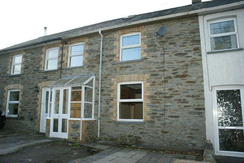 3 Bedrooms Terraced House for sale in Aberarad, Newcastle Emlyn SA38