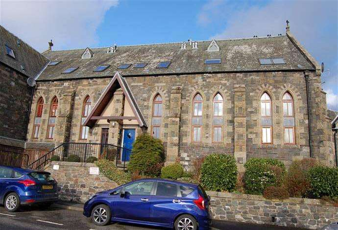 1 Bedroom Flat for sale in 7 Craigside Church Buccleuch Street, Innerleithen, EH44 6LD
