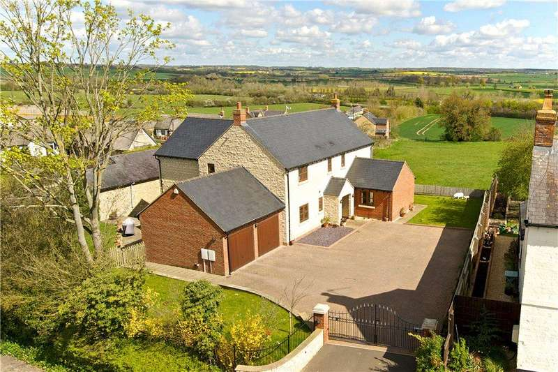 4 Bedrooms Detached House for sale in High Street, Yardley Gobion, Towcester, Northamptonshire