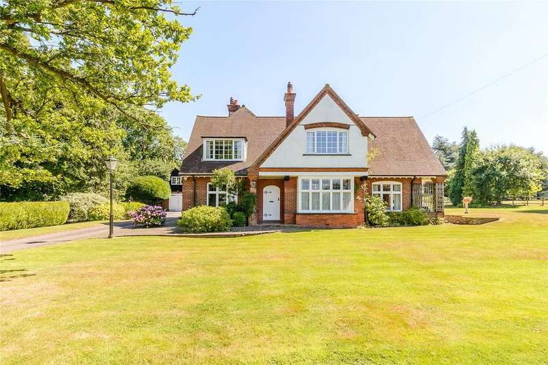 4 Bedrooms Detached House for sale in Harefield Road, Rickmansworth, Hertfordshire