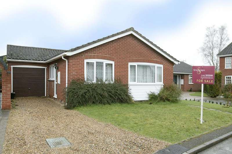 3 Bedrooms Detached Bungalow for sale in Buckland Rise, Eaton