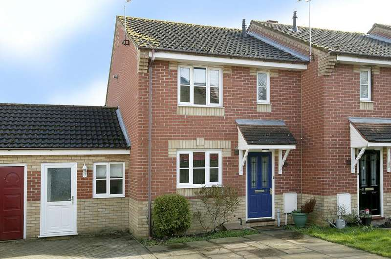 3 Bedrooms End Of Terrace House for sale in Collingwood Close, Hethersett