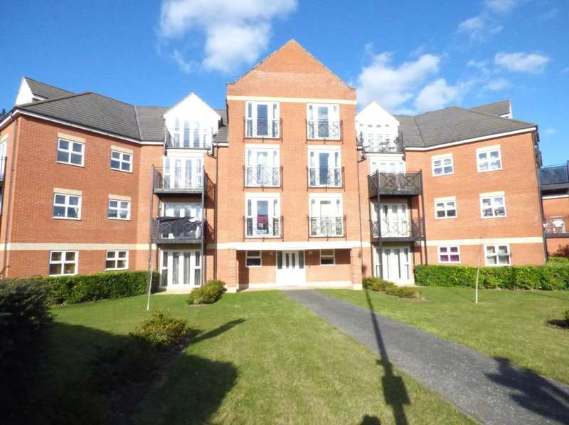 2 Bedrooms Flat for sale in Palgrave Road, Bedford, MK42 9DH