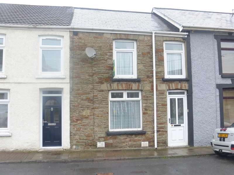 2 Bedrooms Terraced House for sale in Maiden Street, Maesteg
