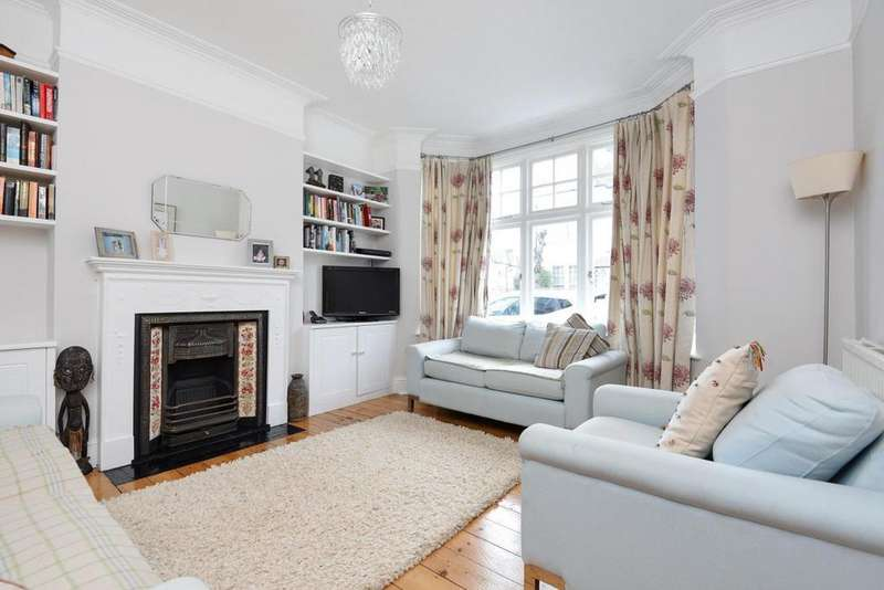 4 Bedrooms Semi Detached House for sale in Birdhurst Road, Colliers Wood, SW19