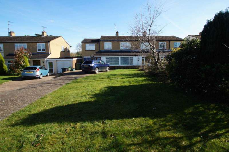 4 Bedrooms Semi Detached House for sale in Chambersbury Lane, Hemel Hempstead