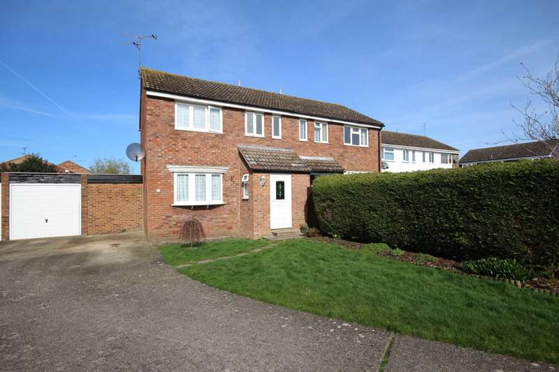 3 Bedrooms Semi Detached House for sale in Galsworthy Place, Haydon Hill