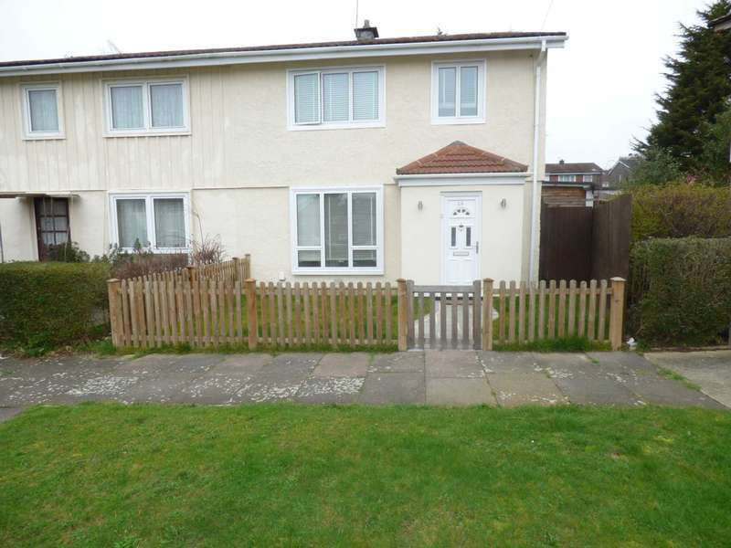 3 Bedrooms Semi Detached House for sale in Huntsman Road, Hainault