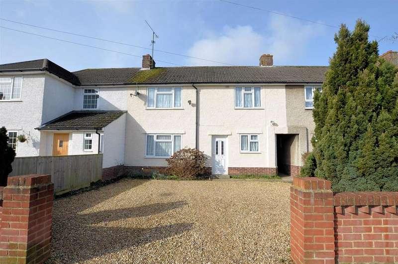 3 Bedrooms Terraced House for sale in Beverley Road, Tilehurst, Reading