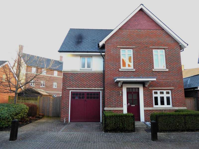 3 Bedrooms House for rent in Wyatt Crescent, Lower Earley
