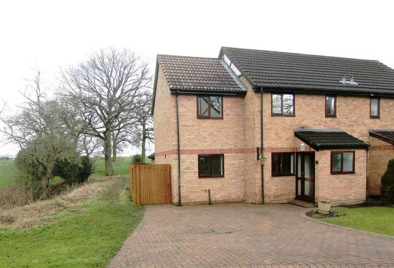 2 Bedrooms Semi Detached House for sale in Castlefields, Tattenhall