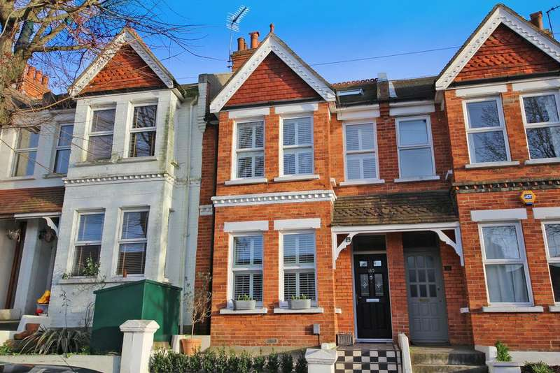 4 Bedrooms Terraced House for sale in Osborne Road, Brighton BN1
