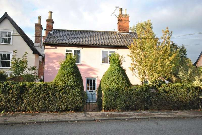 3 Bedrooms Detached House for sale in Stradbroke, Suffolk