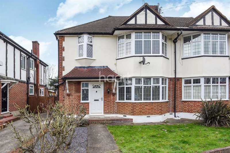 2 Bedrooms Flat for sale in Aboyne Drive, Raynes Park, London SW20