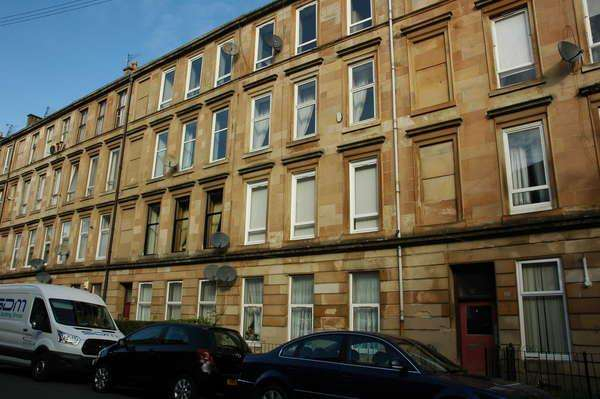 2 Bedrooms Flat for sale in 0/1, 37 Albert Road, Glasgow, G42 8DL