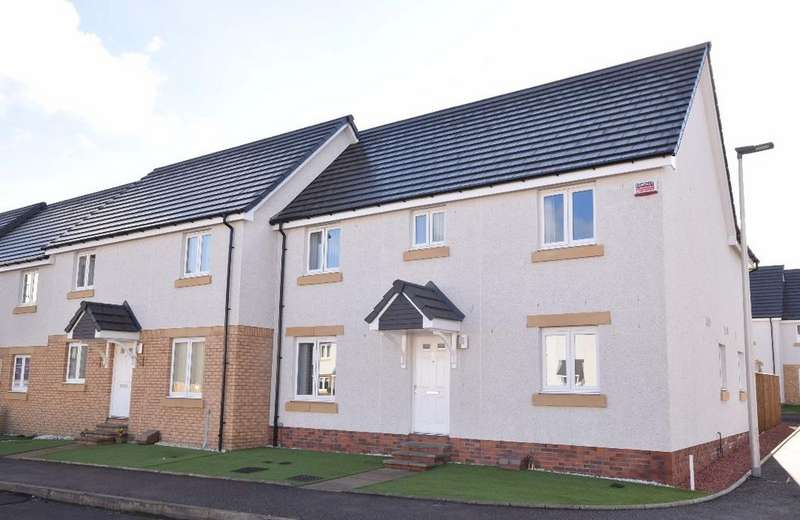 5 Bedrooms End Of Terrace House for sale in 15 Pikespool Drive, Kirkliston, Midlothian, EH29 9GH
