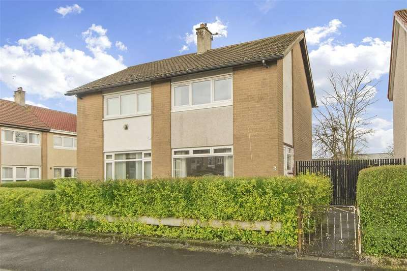 2 Bedrooms Semi Detached House for sale in 6 Gilbertfield Place, Glasgow, G33