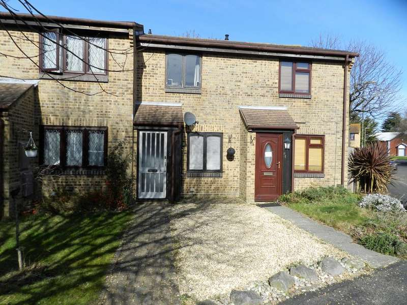 2 Bedrooms Terraced House for sale in Hertsfield, Locks Heath, Fareham PO14