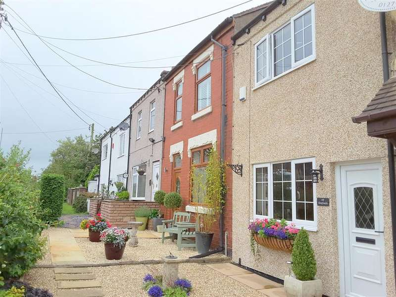 2 Bedrooms Cottage House for sale in Tomfields, Wood Lane