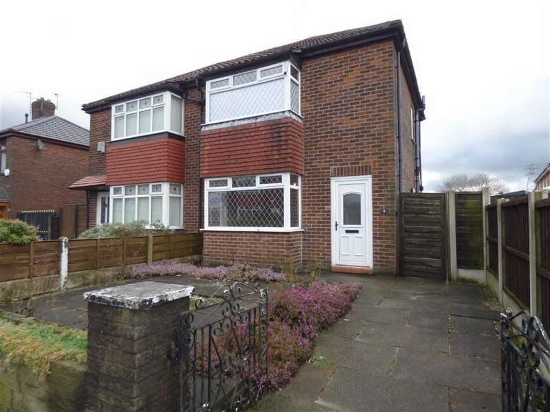 2 Bedrooms Property for sale in St Margarets Road, Moston, Manchester, M40