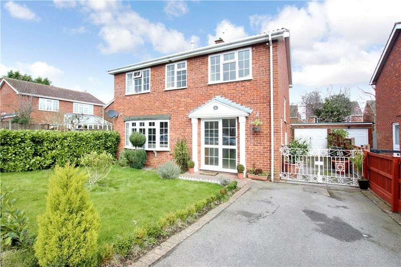 4 Bedrooms Detached House for sale in Tanhouse Lane, Malvern, Worcestershire, WR14