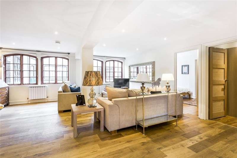 2 Bedrooms Apartment Flat for sale in Lloyds Wharf, Mill Street, London, SE1