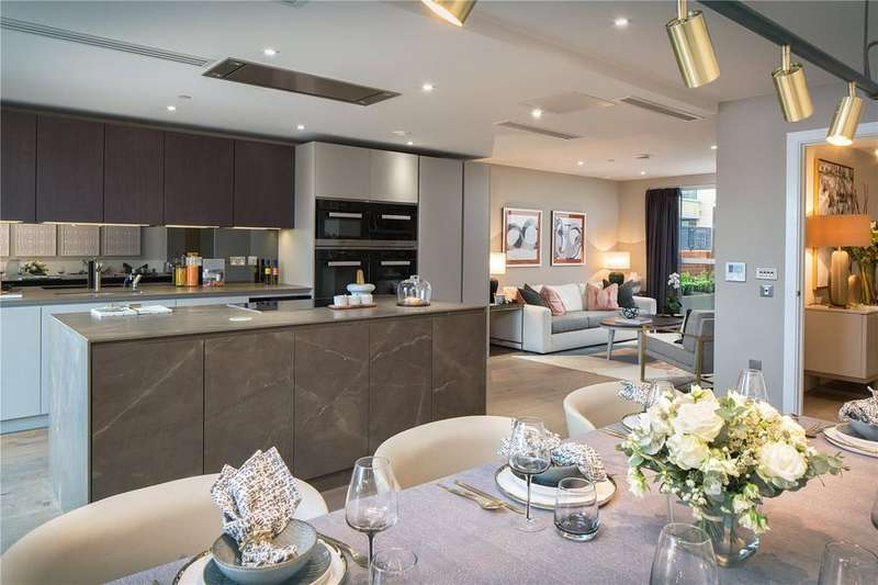 5 Bedrooms Penthouse Flat for sale in The Morgan, Fulham Riverside, SW6