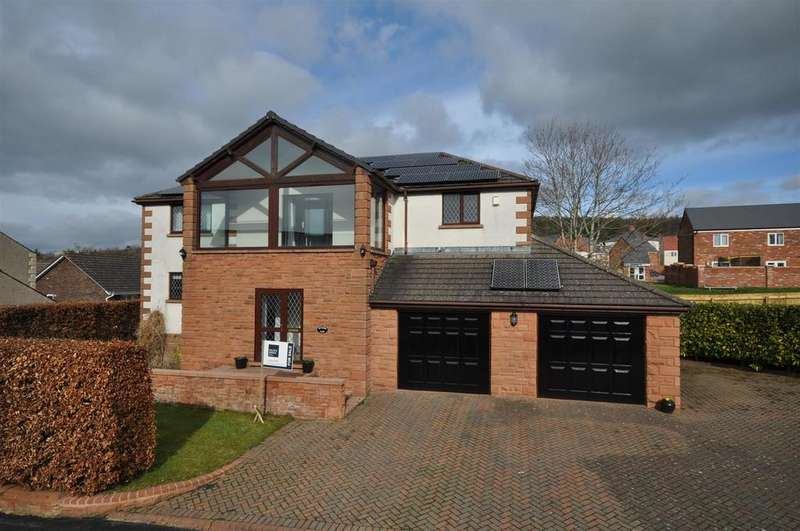 4 Bedrooms Detached House for sale in Carleton Derrick, Penrith