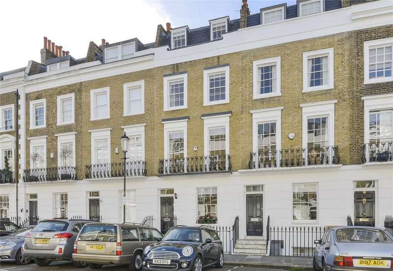 4 Bedrooms Terraced House for sale in Halsey Street, London