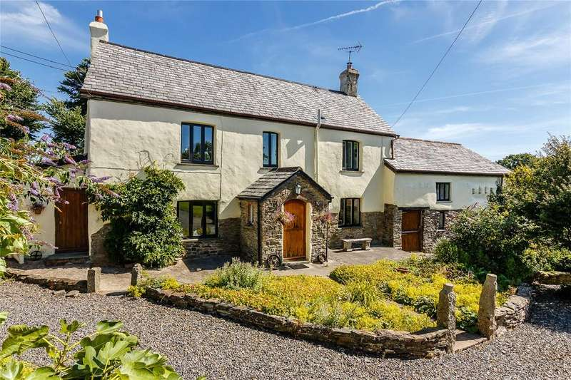 4 Bedrooms House for sale in Northlew, Okehampton, Devon