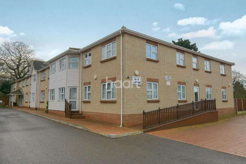 2 Bedrooms Flat for sale in Oak Lodge, Hockley