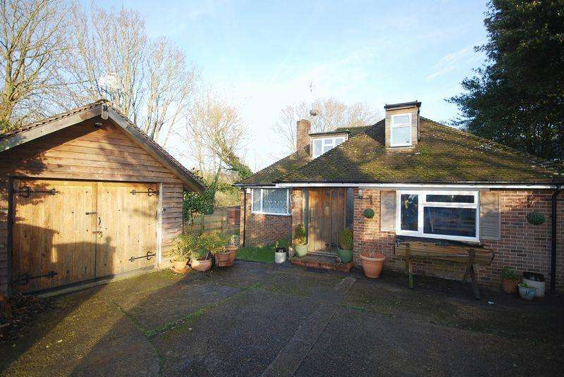 4 Bedrooms Detached Bungalow for sale in Hythe