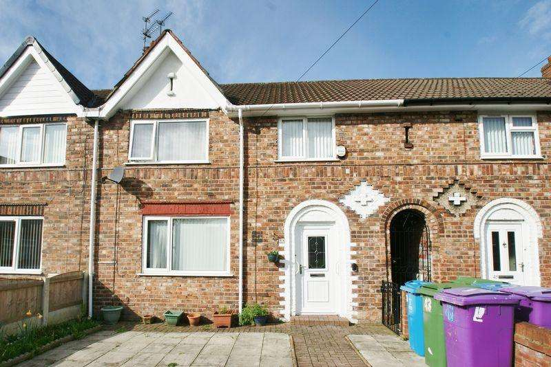 3 Bedrooms Terraced House for sale in New Hall Lane, Liverpool