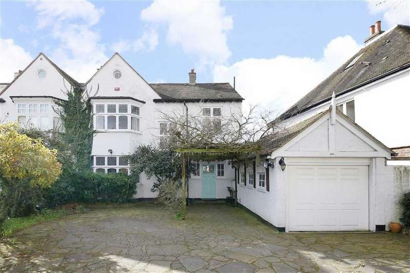 5 Bedrooms Semi Detached House for sale in Court Lane, London