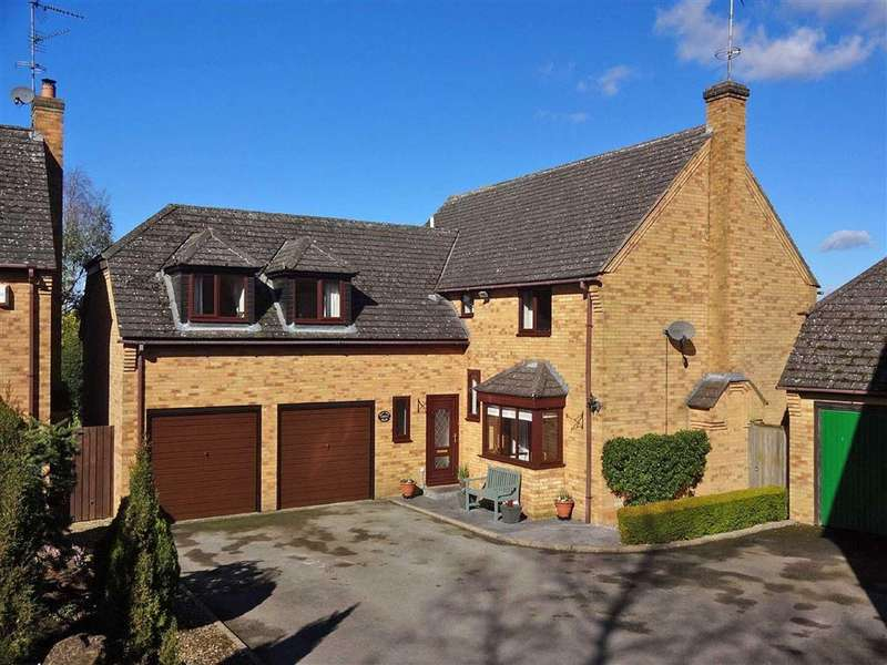 5 Bedrooms Detached House for sale in Whittlebury Road, Silverstone