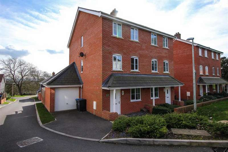 4 Bedrooms Semi Detached House for sale in Cedar Avenue, Haywards Heath