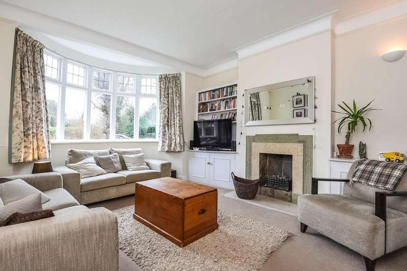 5 Bedrooms Semi Detached House for sale in Grove Park Road, Chiswick, W4