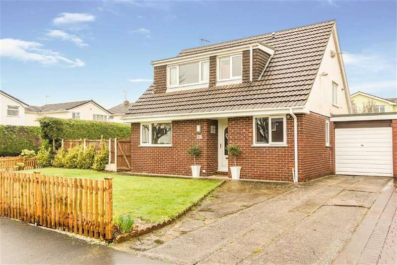 4 Bedrooms Link Detached House for sale in Carlines Avenue, Ewloe, Deeside, Flintshire