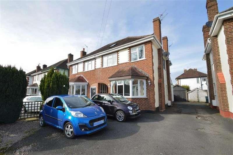 4 Bedrooms Semi Detached House for sale in Sundorne Road, Sundorne, Shrewsbury