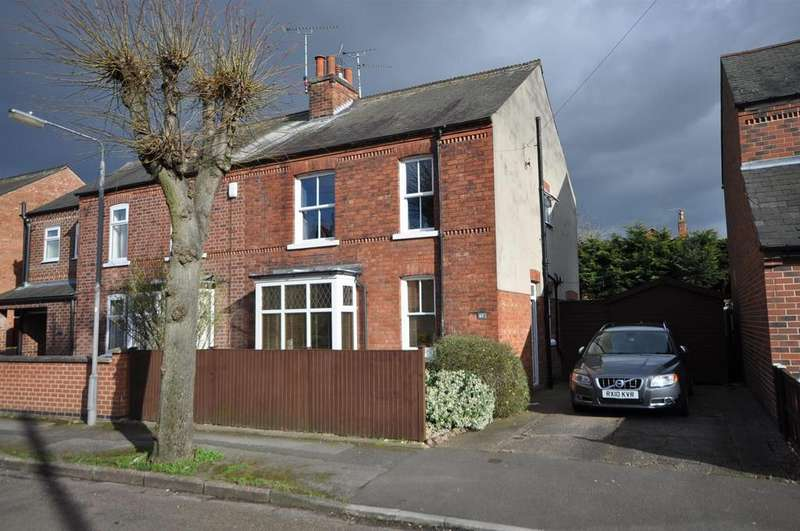 3 Bedrooms Semi Detached House for sale in Newton Street, Newark