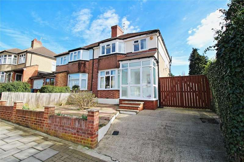 3 Bedrooms Semi Detached House for sale in The Highway, Stanmore, HA7