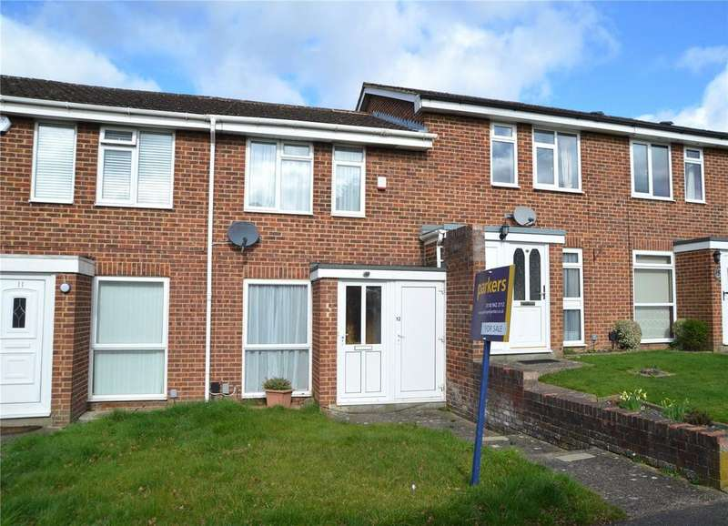 2 Bedrooms Terraced House for sale in Swanholm Gardens, Calcot, Reading, Berkshire, RG31